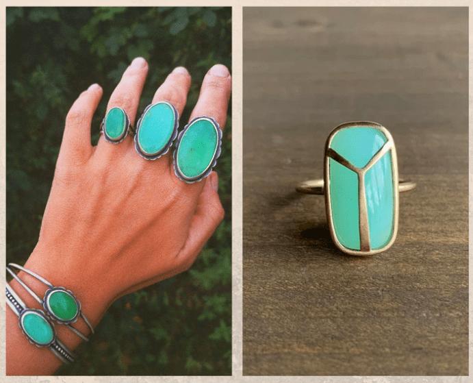 Хризопраз — камень, который называют «счастливым»