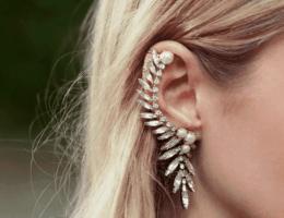 Как называются серьги на все ухо, и в чем их особенность?