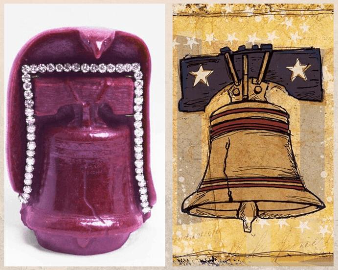Как рубин превратился в колокол
