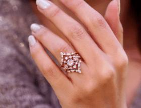 Не только бриллианты: камни, которые смотрятся в помолвочном кольце не хуже