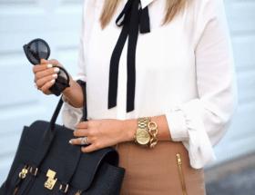 Украшения для офиса: что носить на работу