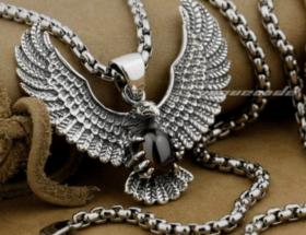 Подвеска Орел: мужество, сила, бессмертие