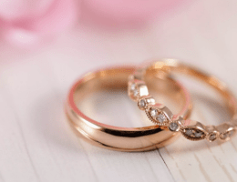 Розовое золото: история создания, особенности, преимущества и недостатки