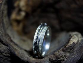 Обручальные кольца антистресс