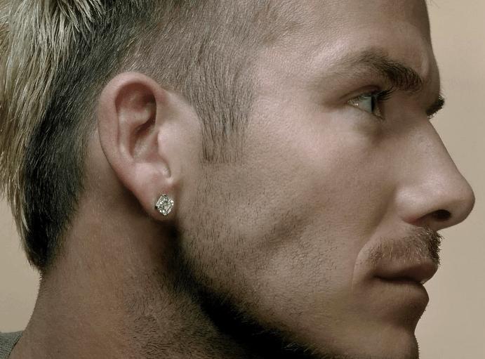 Серьга в правом ухе у мужчины: что означает, как носить