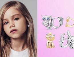 Какие сережки для девочек 10 лет станут лучшим вариантом