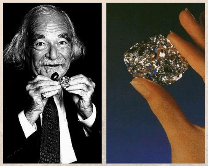 Где находится сейчас алмаз столетия
