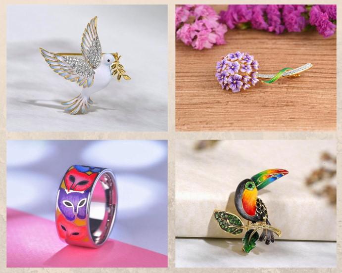 5 ювелирных брендов с Алиэкспресс, на которые стоит обратить внимание. SANTUZZA