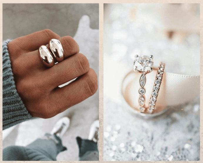 Преимущества и недостатки украшений из белого золота