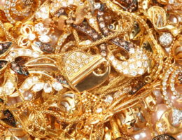 Желтое золото: символ богатства на все времена