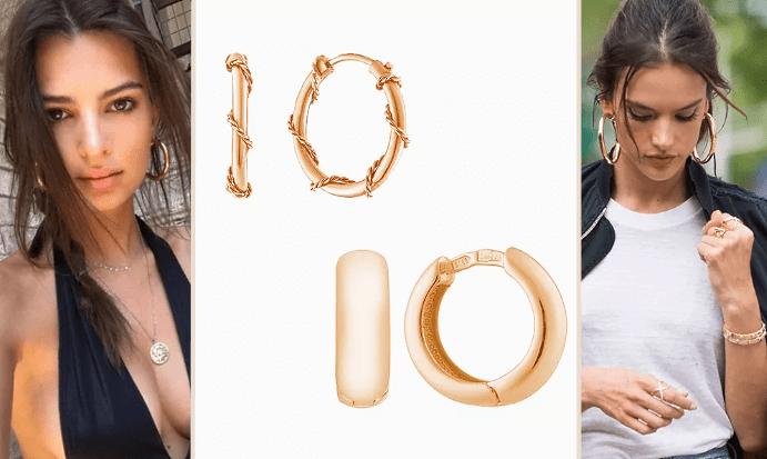 Что носить осенью 2020: топ-10 ювелирных трендов. Кольца и круги