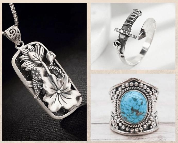 Тайское серебро: от древности до наших дней. Характерные особенности