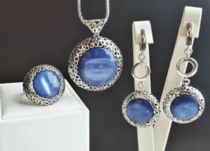 Улексит: камень, который улучшает зрение