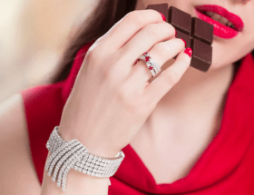 Роскошные украшения с рубином в серебре: преимущества и недостатки, рекомендации для ношения