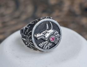 Кольцо Анубиса: связь с миром мертвых