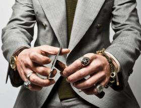 Мужские ювелирные украшения : как сделать правильный выбор?