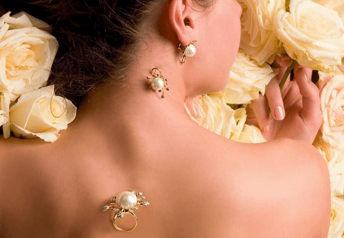 Как выбирать украшения с жемчугом в золоте, чтобы выглядеть стильно