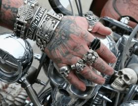 Украшения для байкеров: свобода, честь, верность