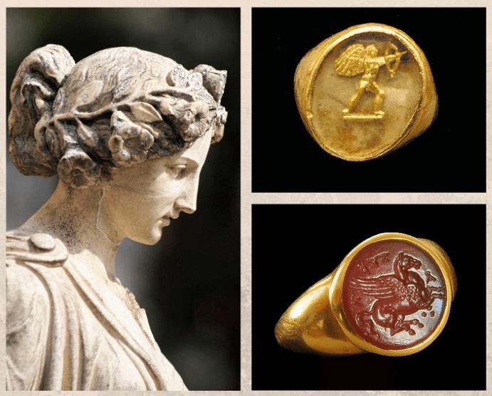 Мировая история колец. Древний Рим