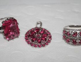 Украшения с родолитом в серебре: как выбирать и с чем сочетать изделия