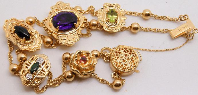 Эксклюзивные ювелирные украшения ручной работы из золота