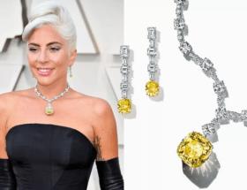 Виды и особенности украшений с желтыми бриллиантами