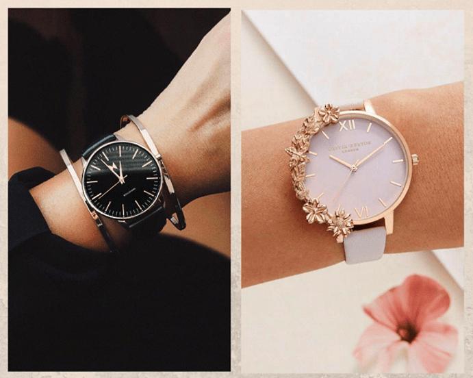 24 идеи ювелирных подарков к Новому году: маме, сестре, любимой. Наручные часы