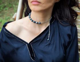Черный жемчуг: происхождение, оттенки, варианты использования