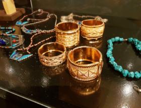 Египетские украшения: роскошный стиль