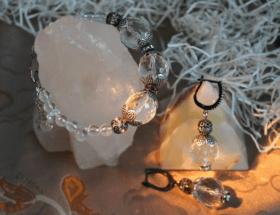 Как выбрать украшения с горным хрусталем