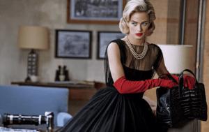 Украшения в стиле New Look : яркие краски 1950-х