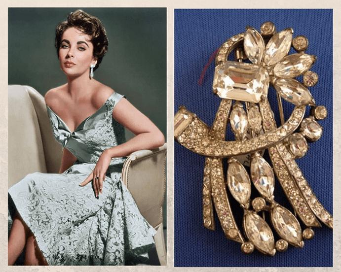 Украшения в стиле New Look : яркие краски 1950-х. Используемые материалы