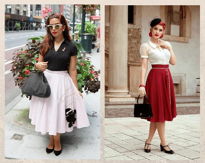 Украшения в стиле New Look : яркие краски 1950-х. Как носить винтажные украшения сегодня