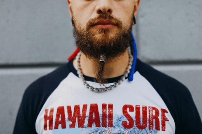 Украшения для бороды: модная тенденция