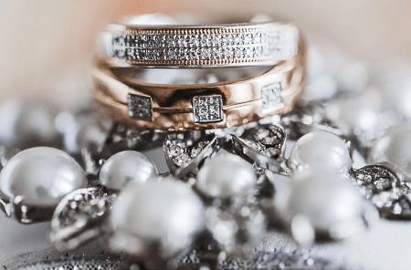 Элитные ювелирные украшения. Бриллиантовые золотые кольца