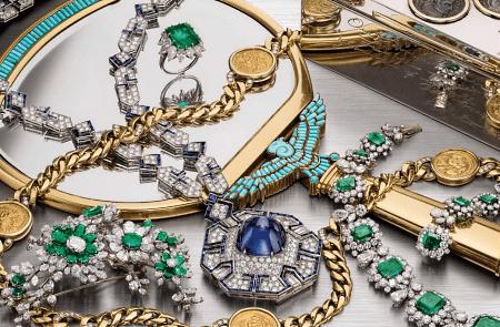 Элитные ювелирные украшения. Изделия с бриллиантами и драгоценными камнями