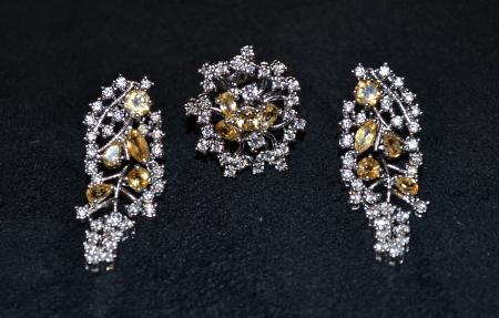 Элитные ювелирные украшения. Бриллиантовые изделия
