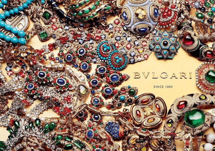 Итальянские ювелирные украшения. Изделия с драгоценными камнями из Италии