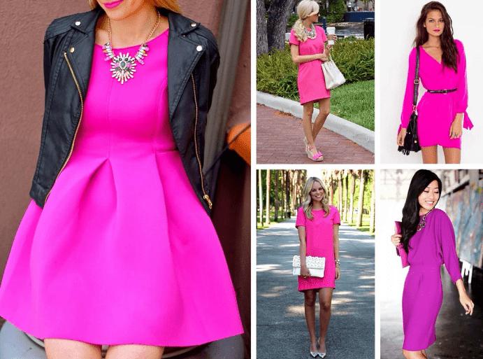 Украшения к розовому платью. Как выбрать ювелирные изделия для розового платья