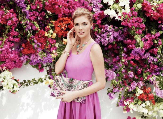 Украшения к розовому платью. Сочетание ювелирных изделий с розовым платьем