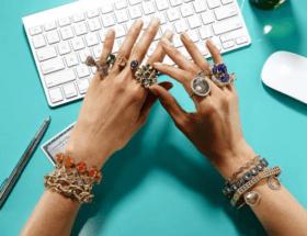 Как покупать ювелирные украшения онлайн