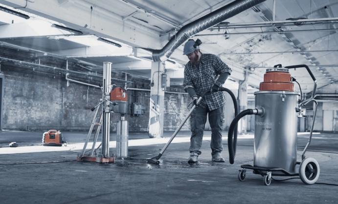 Промышленные пылесосы - виды и применение