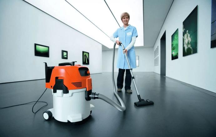 Однофазные электроприборы можно считать основой промышленных пылесосов