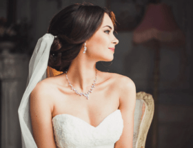 Какие украшения на шею лучше всего подходят невесте