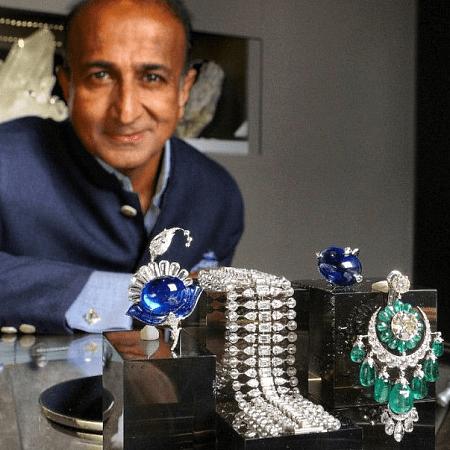 Вирен Бхагат — один из знаковых ювелиров современности