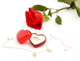 Что купить к 14 февраля: ювелирные подарки для нее