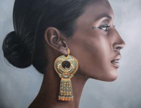 История серег: от глубокой древности до наших дней