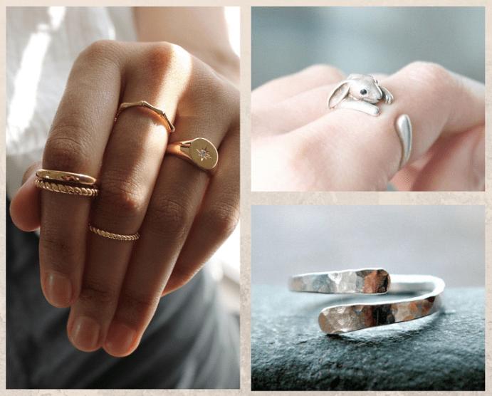 Как носить кольца, если у вас крупные суставы. Почему суставы могут быть крупнее обычного