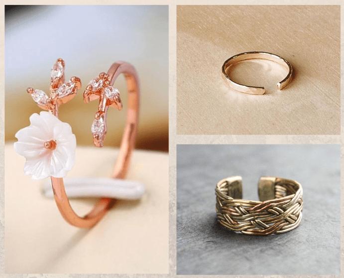 Как носить кольца, если у вас крупные суставы. Как найти идеальный размер без боли