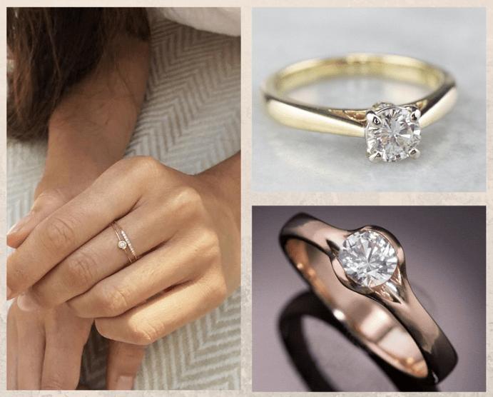 Как носить кольца, если у вас крупные суставы. Выбирать тонкую, а не широкую шинку